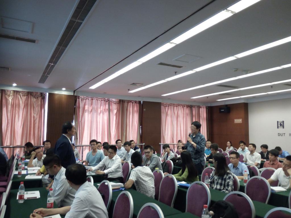 十一届亚洲计算流体力学会议在大连理工大学国际会议中心成功召开